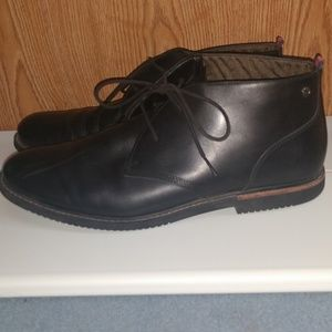TIMBERLAND EARTHKEEPERS BROOK Park Chukka Boot Men's Size 15W Black